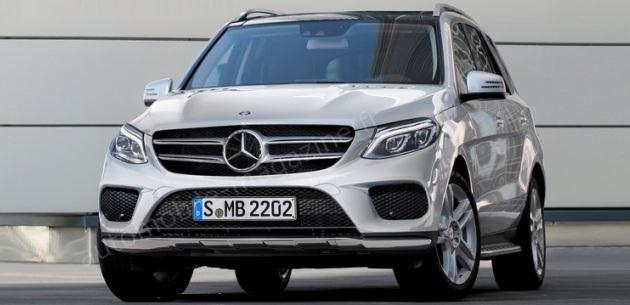 Yenİ 2015 Mercedes Gle 1 Nİsan Da Tanitilacak