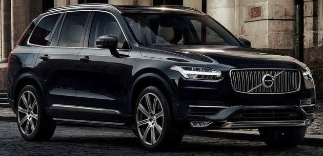 Volvo Xc90 R Design >> YENİ 2015 VOLVO XC90'NIN TEKNİK ÖZELLİKLERİ