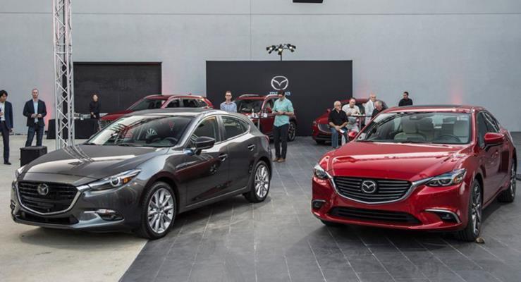 Yeni 2018 Mazda6 Euro NCAP testlerini 5 yıldızla geçti