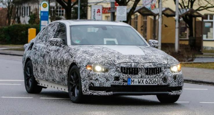Yeni 2019 BMW 3 Serisi Paris'te tanıtılacak
