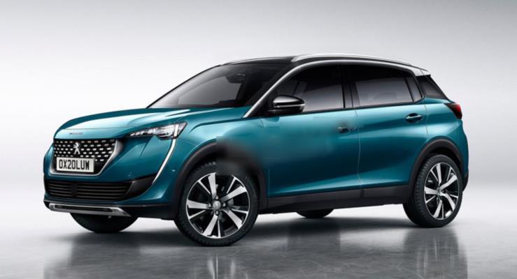 Yeni 2019 Peugeot 2008 küçük SUV iddialı geliyor
