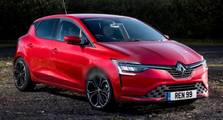 Yeni 2019 Renault Clio şekilleniyor