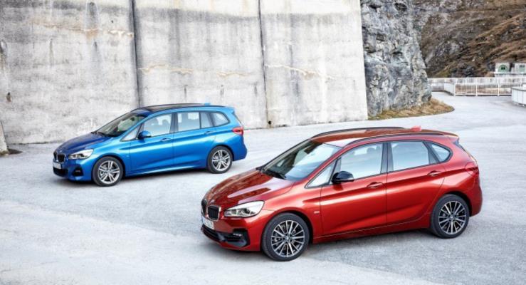 Yeni BMW 2 Serisi Active Tourer ve Gran Tourer