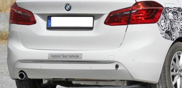 YENİ BMW 223e SAT