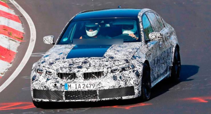 Yeni BMW M3 manuel şanzımanla gelebilir