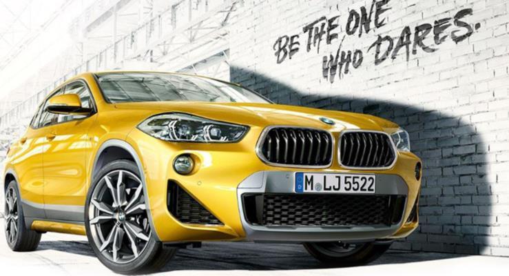 Yeni BMW X2 Türkiye fiyatı açıklandı