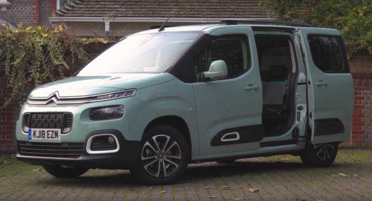 Yeni Citroen Berlingo: SUV'lerin hakim olduğu bir piyasada varlık gösterebilecek mi?