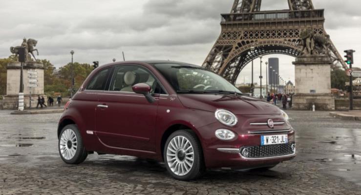 Yeni Fiat 500 Elektrikli Bir Şehir Otomobili Olacak