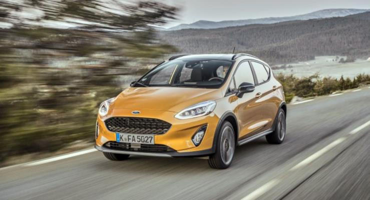 Yeni Ford Fiesta Active Avrupa'da çıktı