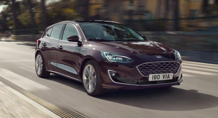 Yeni Ford Focus 6 ayda 12 ödül aldı