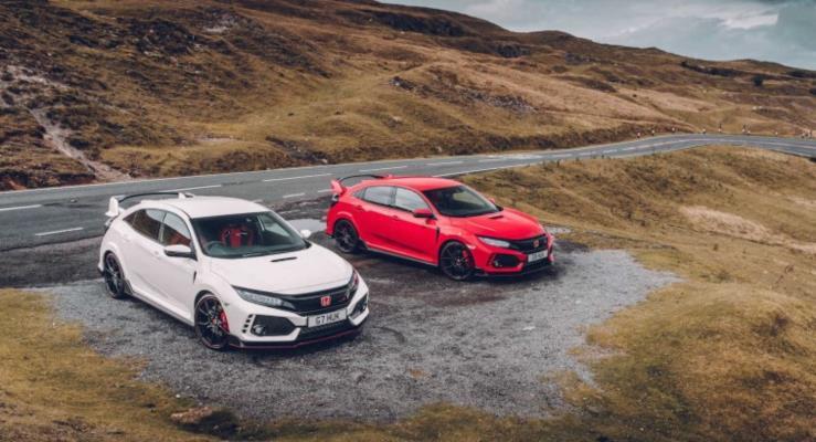 Yeni Honda Civic Type R dört çeker ve hibrit olacak