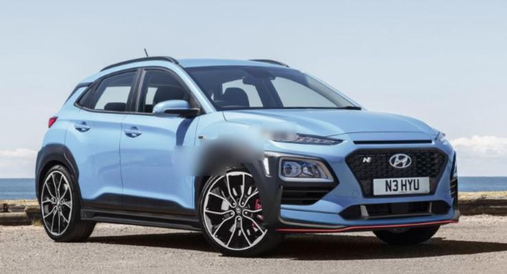 Yeni Hyundai Kona N performans odaklı SUV 250 hp güç çıkışıyla geliyor
