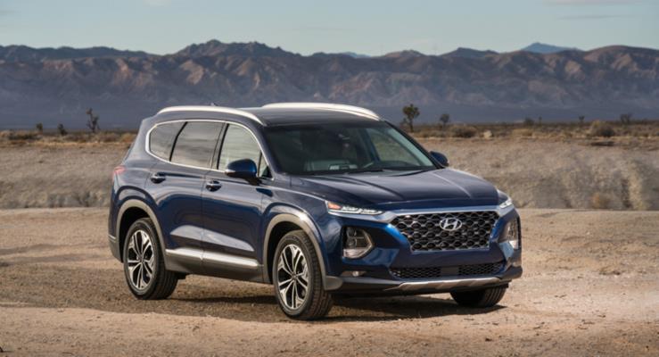 Yeni Hyundai Santa Fe anahtar yerine parmak izi kullanacak