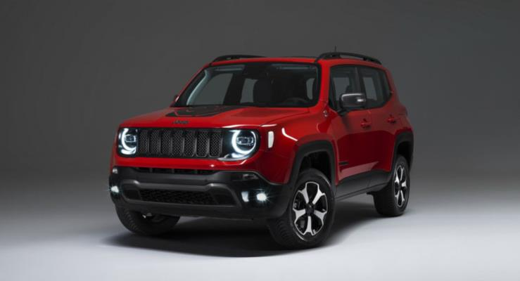 Yeni Jeep Renegade ve Compass Plug-in Hibrit Versiyonları Tanıtıldı