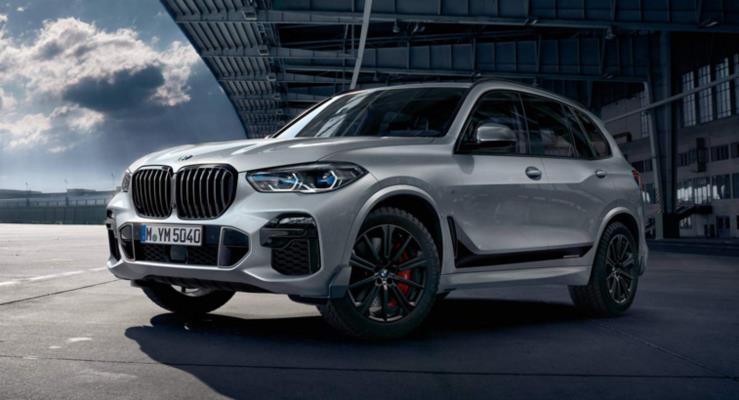 Yeni M Performance parçalarıyla 2019 BMW X5 daha atletik