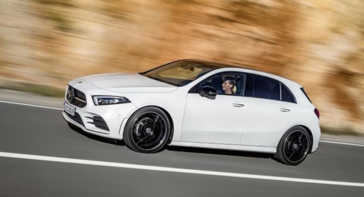 Yeni Mercedes A-Serisi Renault'dan alınan dizel motorla geliyor