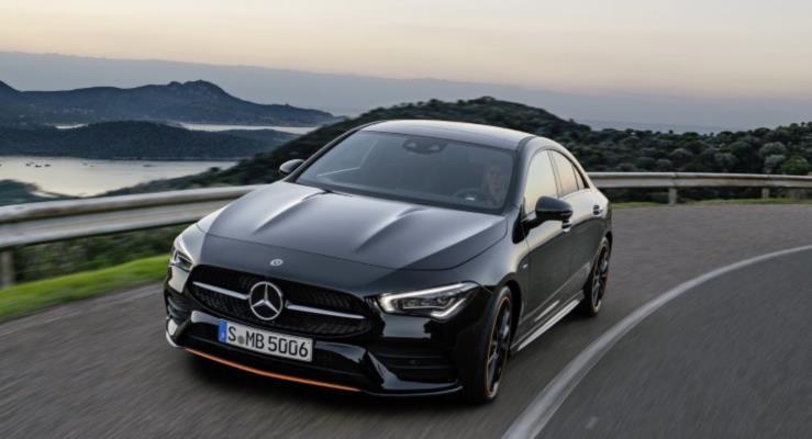 Yeni Mercedes CLA Coupe hiç olmadığı kadar sportif