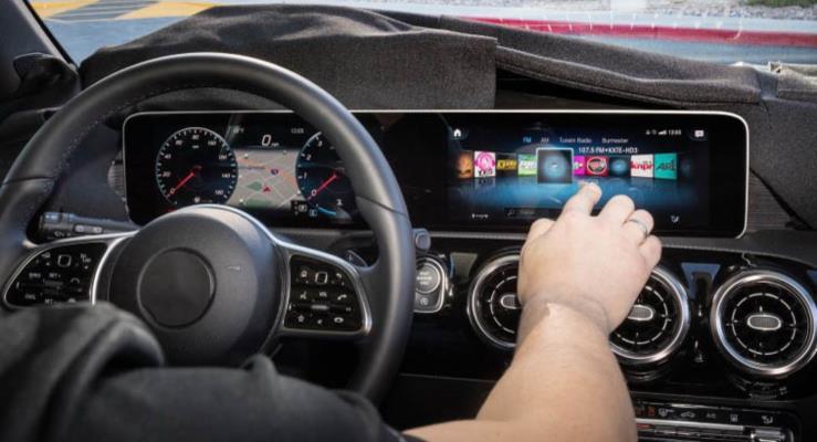 Yeni Mercedes MBUX Multimedya Sistemi CES'te detaylandı