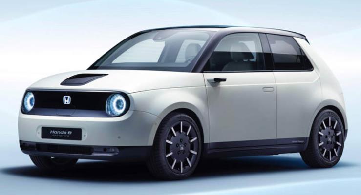 Yeni nesil elektrikli şehir otomobili: Honda e Prototype