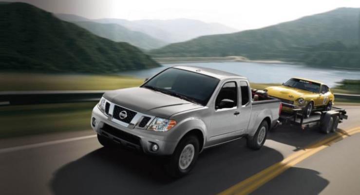 Yeni nesil Nissan Frontier tamamlanmak üzere