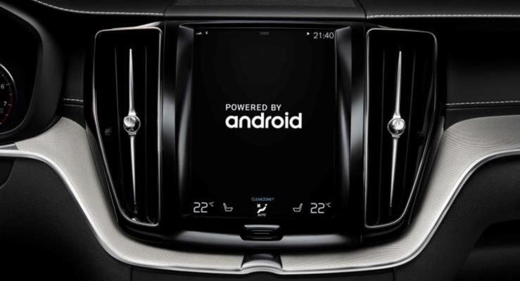 Yeni nesil Volvo multimedya sistemi Google Assistant ile gelecek