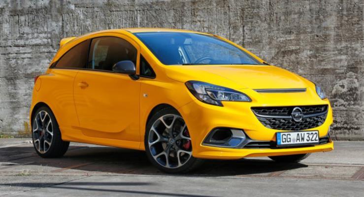Yeni Opel Corsa GSi mükemmel sürüş keyfi vadediyor