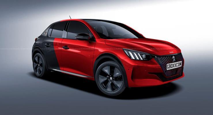 Yeni Peugeot 208 GTi: Clio RS, Polo GTI ve Fiesta ST İçin Geliyor