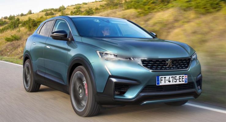 Yeni Peugeot 4008 coupe-SUV 2020'de çıkacak