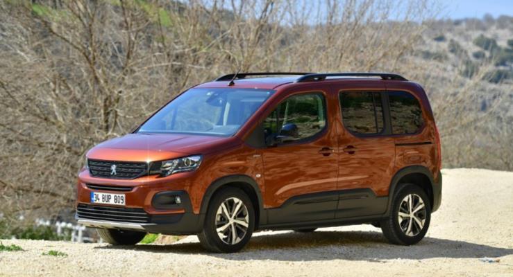 Yeni Peugeot Rifter: Gün senin günün