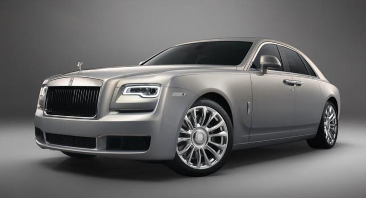 Yeni Rolls-Royce Silver Ghost Collection sadece 35 adet üretilecek