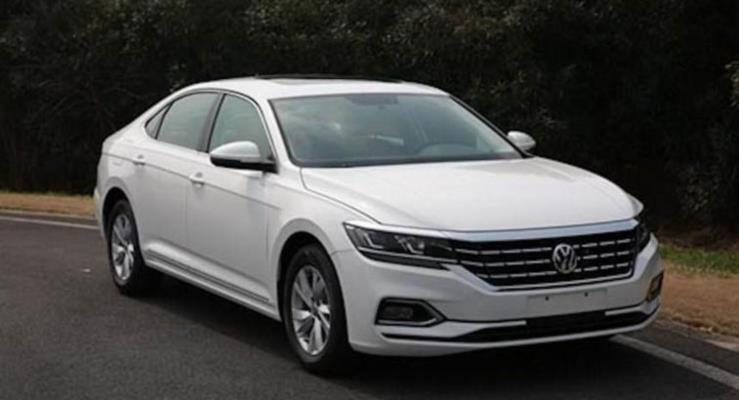 Yenilenen 2019 VW Passat Çin