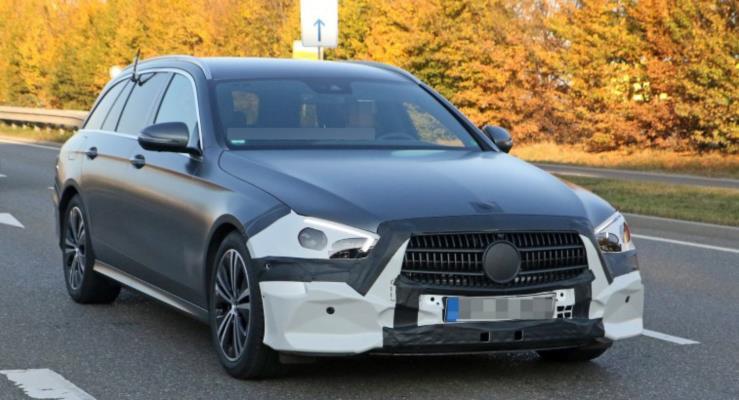 Yenilenen 2020 Mercedes E-Serisi sürpriz tasarımıyla ortaya çıktı