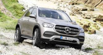 2019 Mercedes-Benz GLE: yeni görünüm, yeni teknolojiler