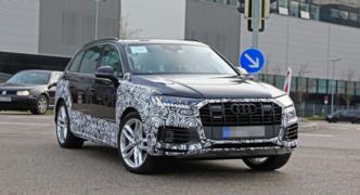 2020 Audi Q7 üç ekranlı konsolla geliyor