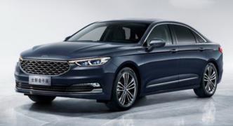 2020 Ford Taurus Çin'de Tanıtıldı