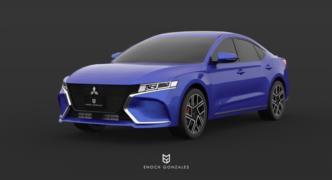 2020 Mitsubishi Galant: Sedan modelin yeniden doğuşu