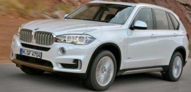 YENİ BMW X5 2014 TEKNİK ÖZELLİKLERİ