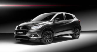 Honda HR-V için yeni versiyon: 2019 HR-V Sport