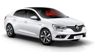 """Megane Sedan ve Clio HB """"Yerli Üretim"""" logosu ile showroomlarda"""
