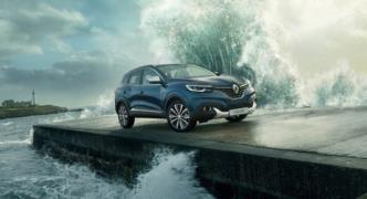 Renault Kadjar Armor-Lux ile deniz havası alıyor