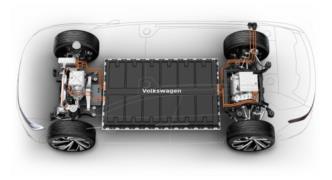 Volkswagen Elektrikli Otomobillerin Pilleri Uzun Ömürlü Olacak