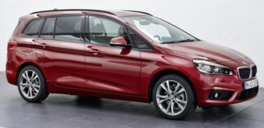 YEN� 2015 BMW 2 SER�S� GRAN TOURER'IN �LK RES�MLER�