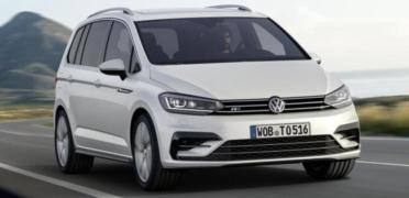 YEN� 2015 VW TOURAN'IN �LK DETAYLARI