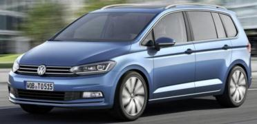 YEN� 2015 VW TOURAN'IN �LK RES�MLER� ORTAYA ÇIKTI