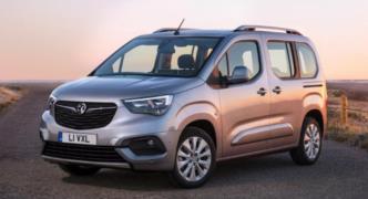 Yeni 2018 Opel Combo Life MPV ortaya çıktı