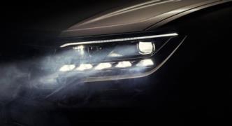 Yeni 2018 Volkswagen Touareg SUV