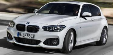 YENİ MAKYAJLI 2015 BMW 1 SERİSİNİN TÜM DETAYLARI