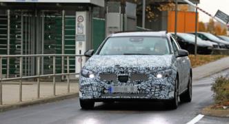 Yepyeni 2021 Mercedes C-Serisi İlk Kez Görüntülendi